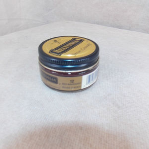 Meltonian Shoe Cream Red Mahogany #12 Original